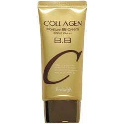Увлажняющий BB крем с коллагеном Collagen Moisture BB Cream SPF47 Enough