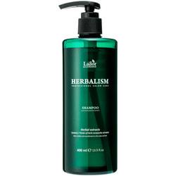 Слабокислотный шампунь против выпадения волос гербализм Herbalism Shampoo Lador
