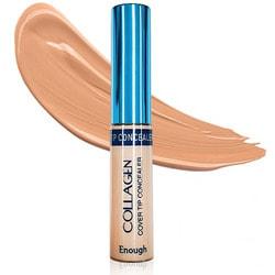 Коллагеновый консилер для лица Collagen Cover Tip Concealer Enough