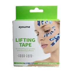 Тейп для лица Kinesiology Tape Roll Ayoume