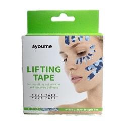 Тейп для лица Kinesiology Tape Roll Ayoume