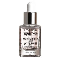 Увлажняющее масло для лица с экстрактом оливы Moisturizing and Hydrating Face Oil With Olive Ayoume