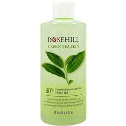 Успокаивающий тонер для лица с зеленым чаем Rosehill Green Tea Skin Enough