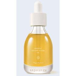 Органическое масло с жожоба для уязвимой кожи лица Jojoba Golden Barrier Oil Aromatica