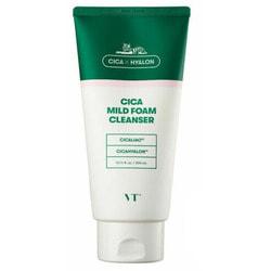 Пенка для проблемной кожи Cica Mild Foam Cleanser VT Cosmetics