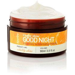 Ночная маска для лица с витаминами для ровного тона кожи VITALITY SHINE Aperire