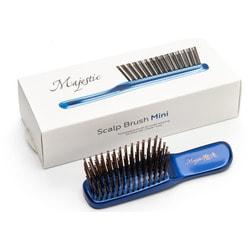 Расческа Majestic Mini Travel-версия для волос любого типа
