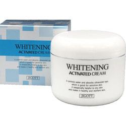 Осветляющий крем для лица Whitening Activated Cream Jigott