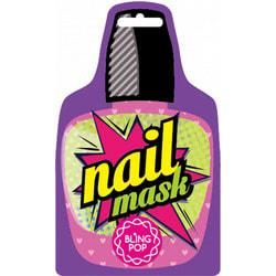 Маска для ногтей с маслом Ши Shea Butter Healing Nail Pack Bling Pop
