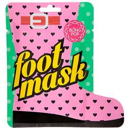 Маска носочки для ног с маслом Ши Shea Butter Healing Foot Mask Bling Pop