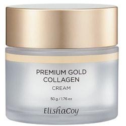 Антивозрастной крем с коллагеном Premium Gold Collagen Cream Elishacoy