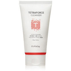 Очищающая пенка для проблемной кожи Tetraforce Cleanser Elishacoy