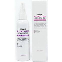 Гидрофильное масло для глубокого очищения кожи All Day Clear Cleansing Oil Pekah
