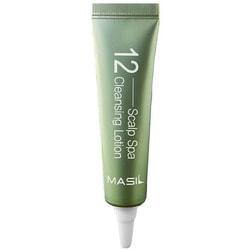 Очищающий лосьон пилинг для кожи головы 12 Scalp Spa Cleansing Lotion Masil