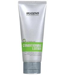 Несмываемый бальзам для сухих и поврежденных волос Mugens Conditioning Lotion Welcos