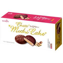 Моти в шоколаде с арахисом Choco Mochi Cake