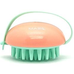 Массажная щетка для мытья головы Head Cleaning Massage Brush Masil