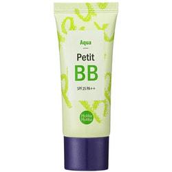 Увлажняющий ВВ крем с экстрактом зеленого чая Aqua Petit BB Cream SPF 25 Holika Holika