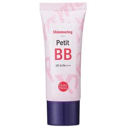 Увлажняющий ВВ крем с эффектом сияния Shimmering Petit BB Cream SPF 45 Holika Holika