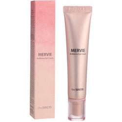 Крем для век для упругости и увлажнения кожи с пробиотиками Mervie Actibiome Eye Cream The Saem