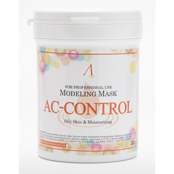 Маска альгинатная для проблемной кожи против акне Ac Control Modeling Mask ANSKIN