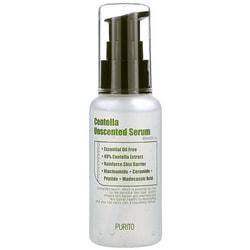 Увлажняющая сыворотка для восстановления кожи с центеллой азиатской Centella Unscented Serum Purito
