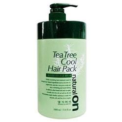 Маска для волос с экстрактом чайного дерева Naturalon Tea Tree Cool Hair Pack Daeng Gi Meo Ri