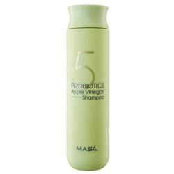 Шампунь с проботиками и яблочным уксусом 5 Probiotics Apple Vinegar Shampoo Masil
