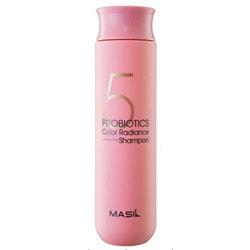 Шампунь для защиты цвета 5 Probiotics Color Radiance Shampoo Masil