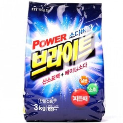Стиральный порошок с кислородом и содой Mukunghwa Power Bright Refill Type