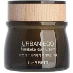 Крем с экстрактом корня новозеландского льна Urban Eco Harakeke Root Cream The Saem