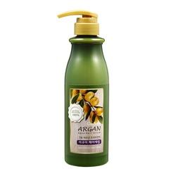 Аква сыворотка для сухих и жестких волос с аргановым маслом Confume Argan (Корея)