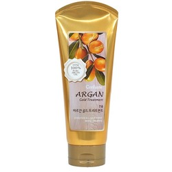 Маска для волос с аргановым маслом серии Gold Confume Argan Welcos