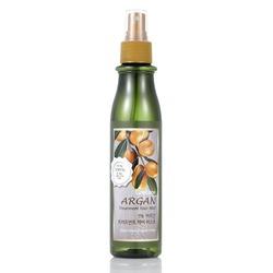 Увлажняющий спрей для волос с аргановым маслом Welcos