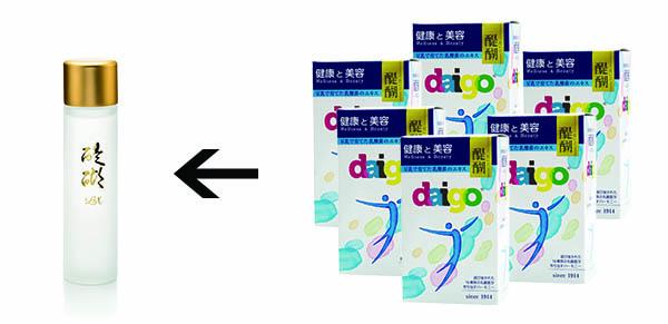 японские лактобактерии напиток дайго