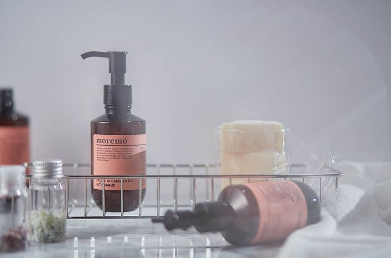 Очищающее масло для лица Moremo Facial Cleansing Oil Its Magic