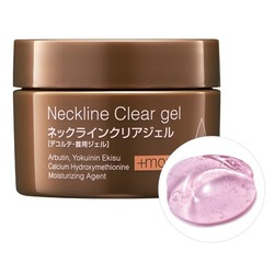 ���� ��� ����� �� ����� ��� Neckline Clear Gel